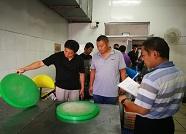 潍坊开展2017秋季学校食品安全专项检查 发现问题62项