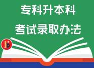 山东专升本考试录取政策调整 2020年起取消专业综合课考试科目