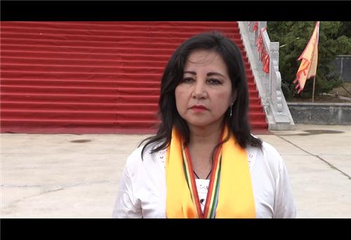 秘鲁库斯科市市政议员:对中国的太阳崇拜印象深刻