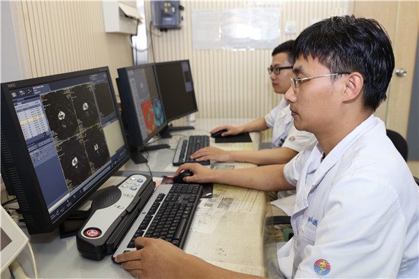 烟台可用磁共振筛查前列腺癌 受益于中老年男性