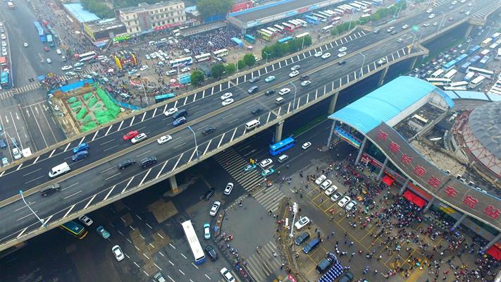国庆假期首日:济南旅客发送量再创历史新高