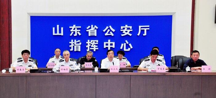 省公安厅召开视频会:加大整治力度 确保道路交通安全