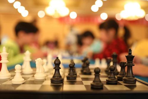 山东省第十二届国际象棋棋王棋后赛暨棋士赛淄博举行