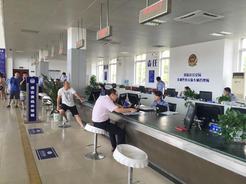 聊城市车管所搬迁 市民可至临时过渡场所办理业务