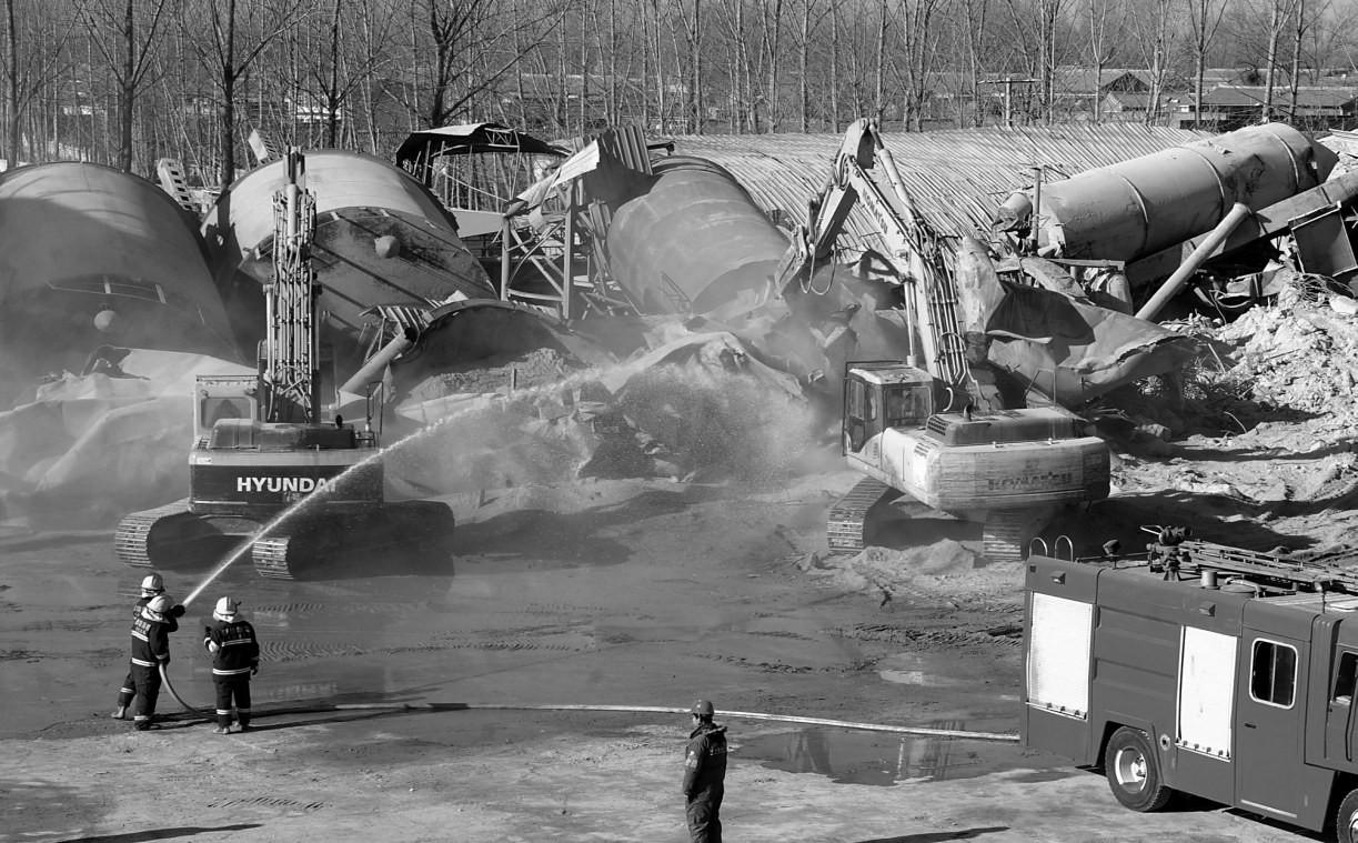 枣庄这8家企业年底将完成落后产能淘汰拆除
