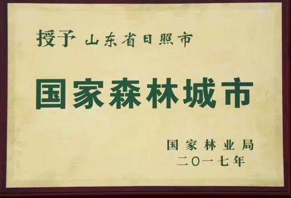 日照市林业局局长王洪彩:获得国家森林城市称号只是一个起点
