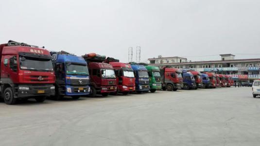 张店划定货运车辆限行区域 11月起开始实施