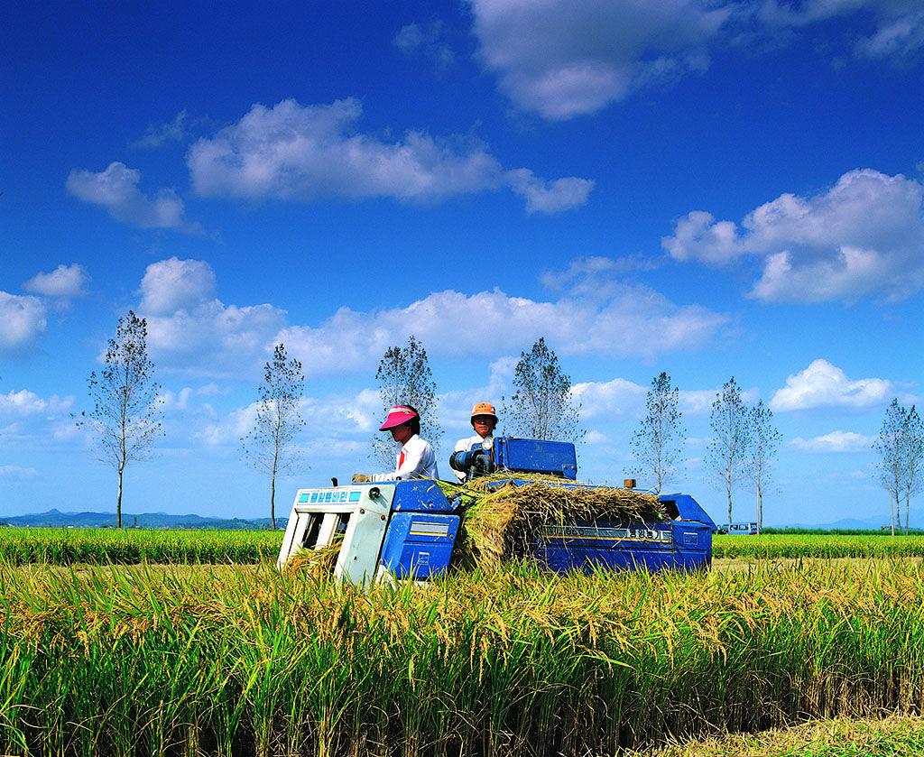 2017韩国农资企业中国试点示范演示商业洽谈会在济南召开