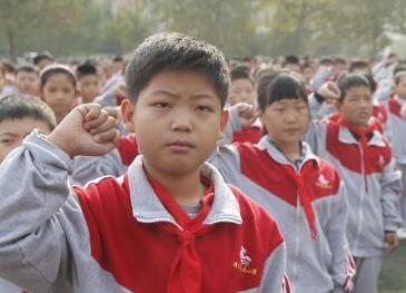 山东省纪念少先队建队68周年活动在济南举行