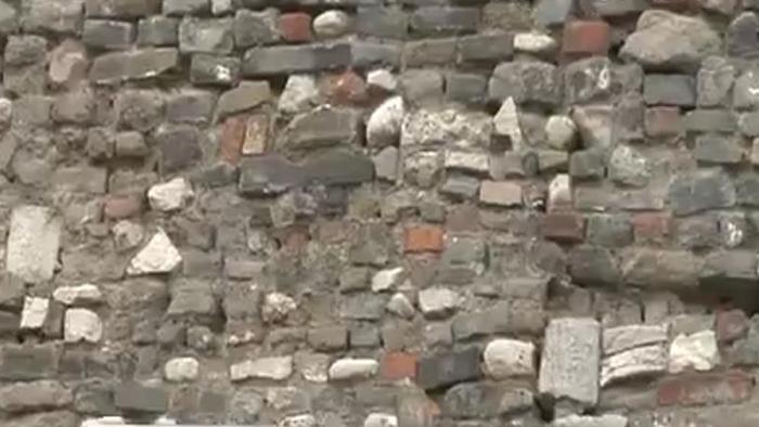 92秒丨走近600年前古城墙 感受老济南沧桑变迁