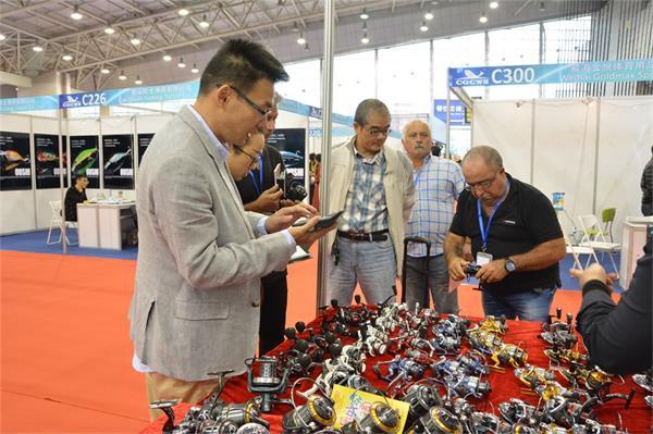 第十届中国威海国际渔具博览会开幕 中外820余家企业参展