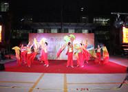 """潍坊奎文区举办""""到人民中去""""文艺晚会 10家庭获""""最美家庭"""""""