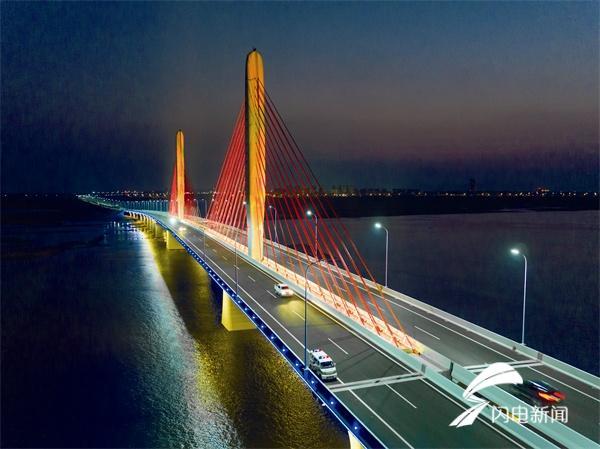 威海南海新区建设桥涵106座 架桥筑梦成就新区风华