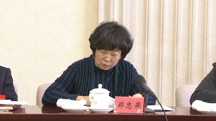 对话党代表|郑忠燕:加强社会保障体系建设是个大喜讯
