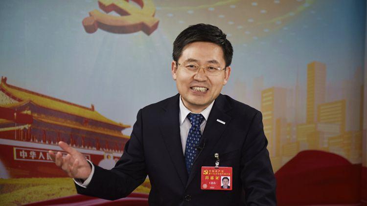 对话党代表丨王恩东:走上代表通道 既自豪又感到压力