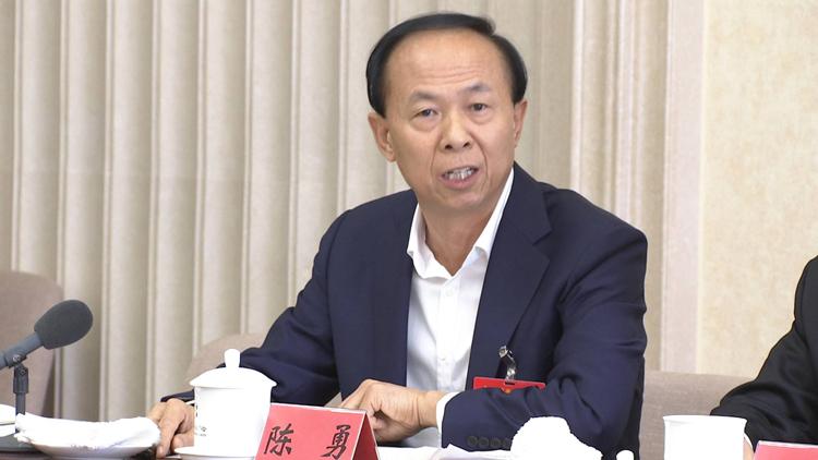 对话党代表丨陈勇:打赢蓝天保卫战 是必须坚决扛起的重大责任