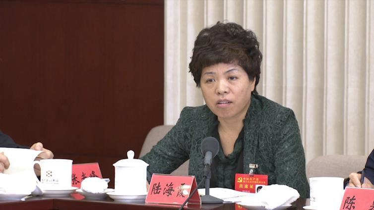对话党代表|陆海霞:铁路企业要坚持质量第一、效益为先