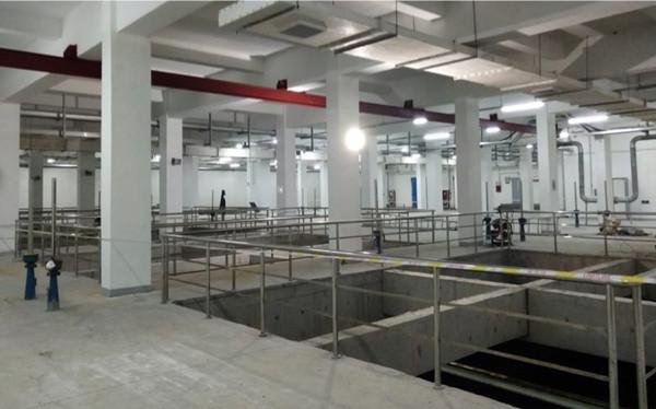 国内北方首座地下污水处理厂投入运行 水质达一级A标准