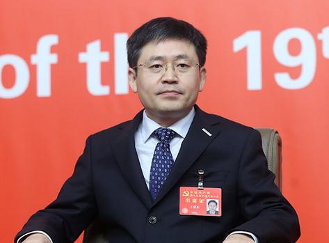 山东出席十九大代表王恩东:创新是中国服务器产业发展的一个关键支撑
