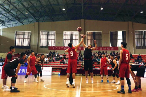 淄博高新区获2017年度ZBA男子篮球联赛总决赛冠军