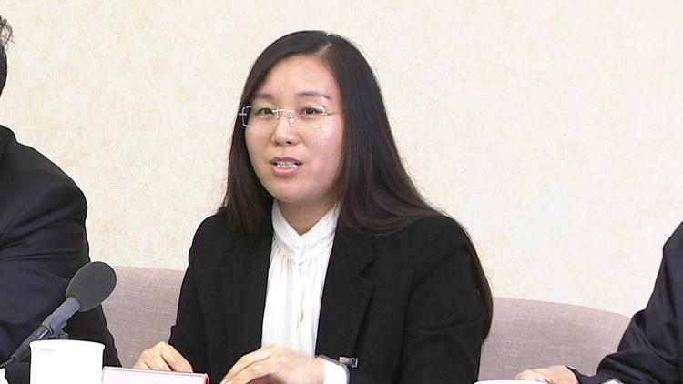 对话党代表丨黄小霞:从最细微的小事做起 真正为人民谋幸福