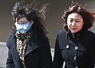 """海丽气象吧丨潍坊明天开启""""降温模式"""" 最低气温达6℃"""