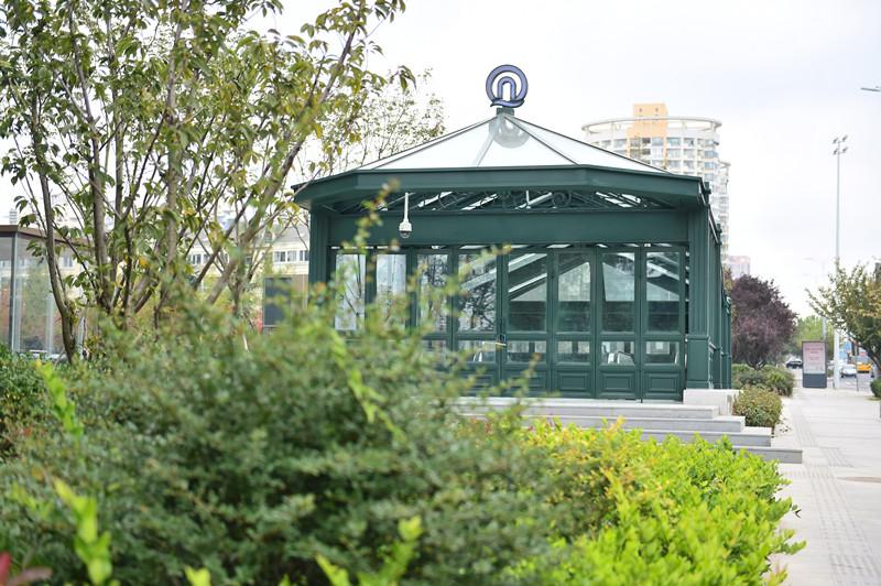 """青岛地铁2号线""""退路还民""""年底将实现载客试运营"""