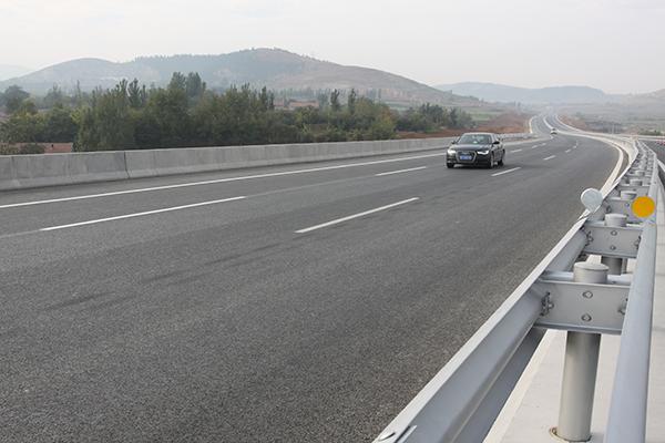 省道102济青线改建完成交工验收 计划月底通车