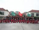 重阳节来临之际  博兴曹王镇中心幼儿园师幼走进敬老院
