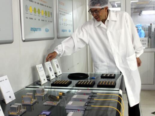 济南高新区建激光产业园 3-5年聚200家以上高端项目