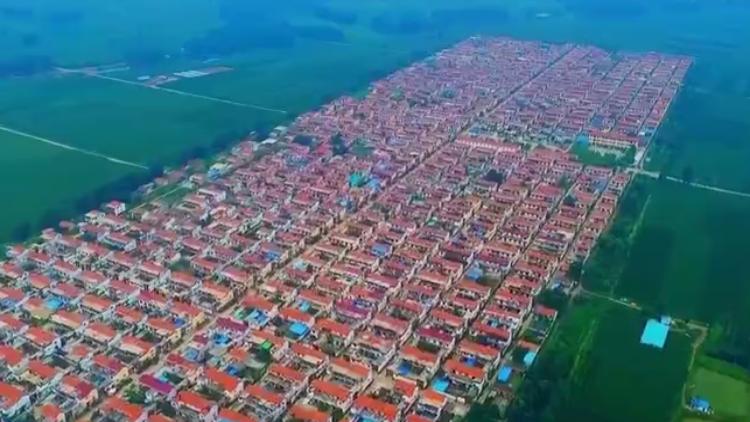 梁山黄河滩区脱贫迁建工程开工 预计明年搬迁1.8万名群众