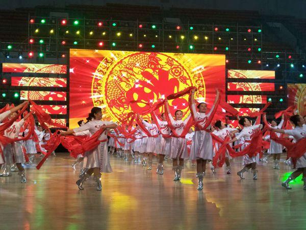 枣庄市第九届运动会10月28日开幕 6场全民健身项目展演