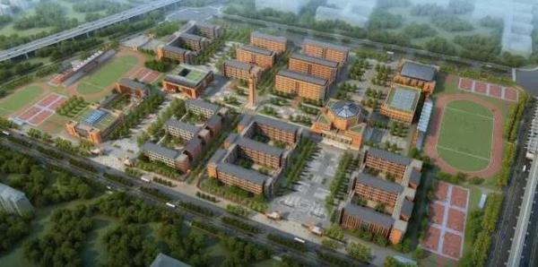 济南市大学城实验学校正式开工 2018年9月1日开学