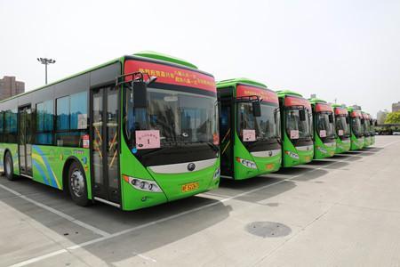 为方便孙村片区居民出行 济南公交开通K176路公交线