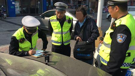 淄博公安交警利用科技手段查获一辆报废车辆