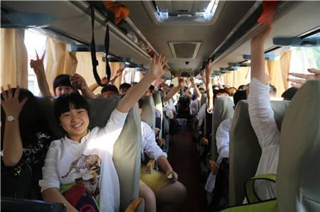 服务学子,枣庄理工学校至枣庄西站专线开通