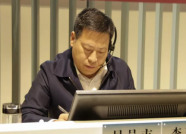潍坊昌邑市长李玉祥接听12345热线 耐心解答市民提问