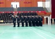潍坊举办城管执法系统队列会操表演 16支队伍参与