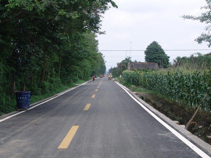 薛城逾八成农村道路实现户户通 年内或再开通2条公交线路