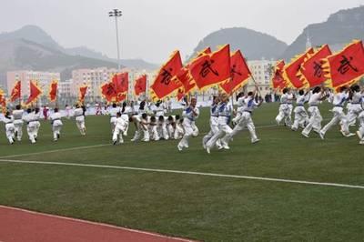 2017年中国枣庄月亮湾国际太极拳公开赛21日举行