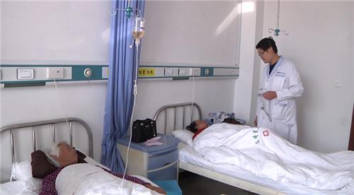 日照东港:贫困群众到镇街道卫生院住院治病全免费