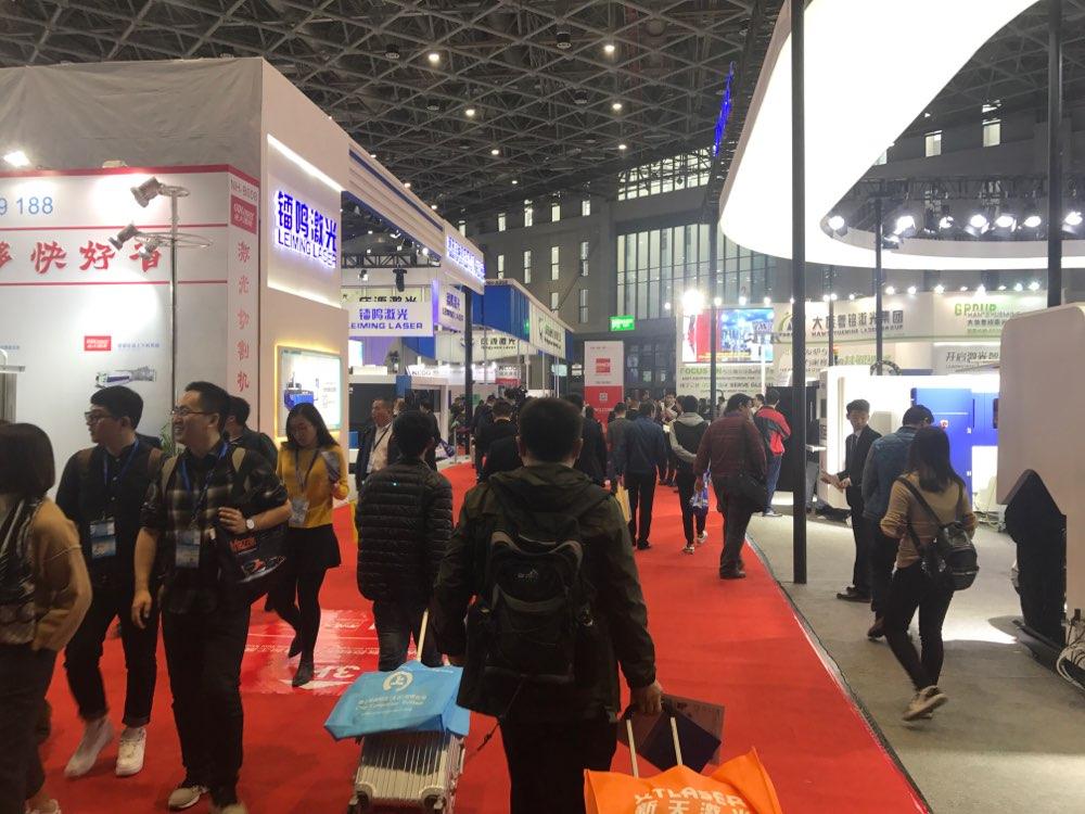 山东制造元素亮相第十九届中国国际工业博览会(图)