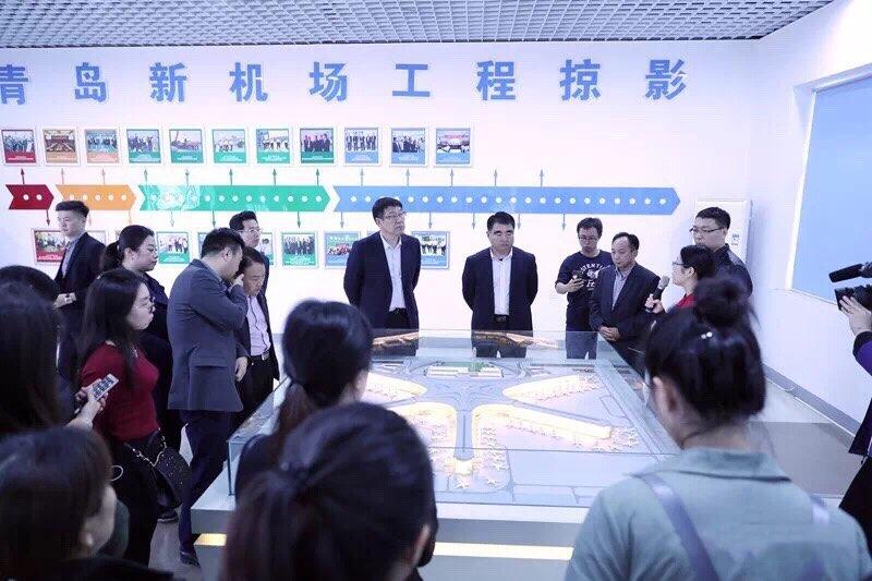 政协工作齐鲁行丨胶东国际机场将于2019年启用
