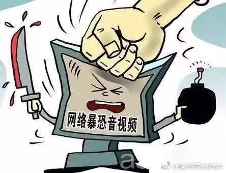 临沂网警行政处罚一名传播暴恐视频的网民