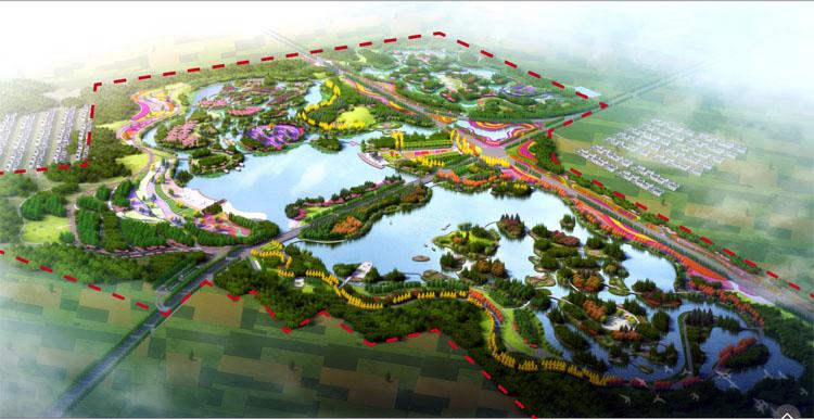 打造北方公园湿地典范 临邑凤鸣湖建设方案基本敲定
