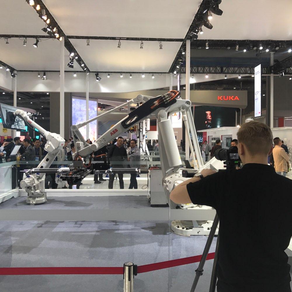 第19届工博会|智能制造开启中国工业强国之路
