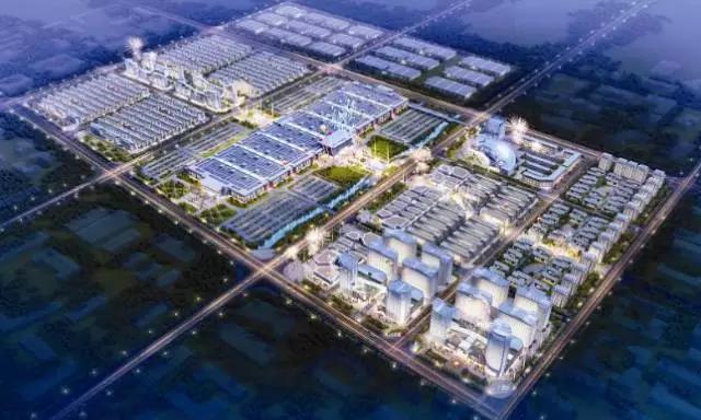 临沂商城10年规划出炉 287平方公里打造国际商贸名城