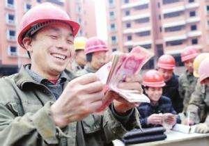 """淄博高新区整治建筑市场 1370万元装进农民工""""钱袋子"""""""