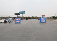 @德州人 于官屯大桥南侧施工,过桥车辆行人请绕行