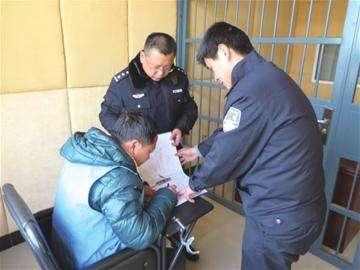 """警方通报!枣庄2人拍摄发布""""辱警视频""""被行拘"""